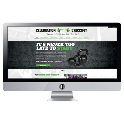 Celebration web design FL