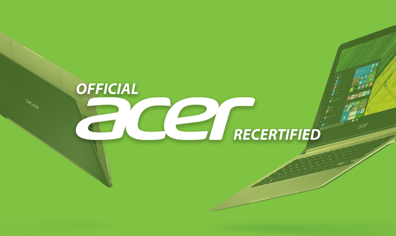 Acer Recertified BigCommerce Web Design