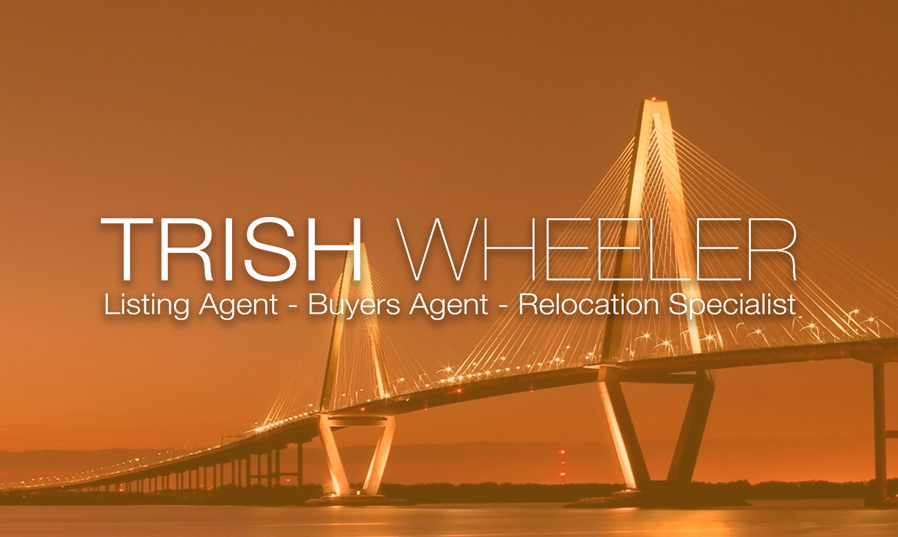 Trish Wheeler Real Estate Web Design