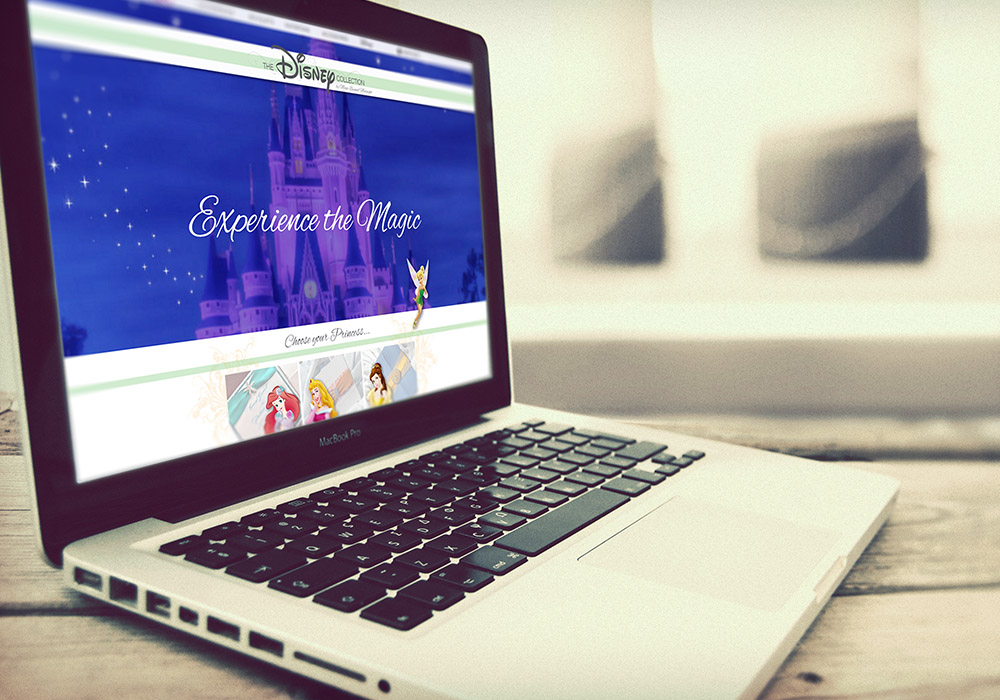 Magic Beyond Midnight Mobile Friendly ECommerce Web Design