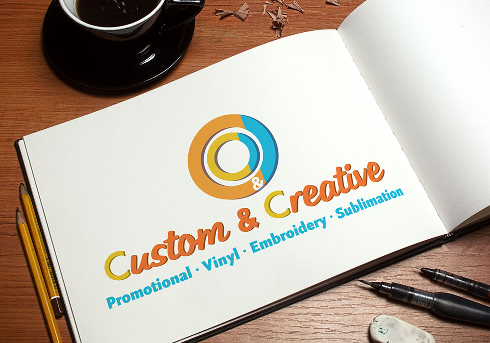 Logo Design - Custom & Creative